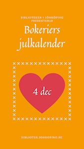Bokeriers julkalender: Lucka 4