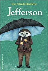 ALMApristagaren Jean-Claude Mourlevats bok Jefferson