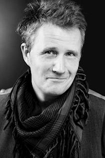 Författaren Dan Höjer