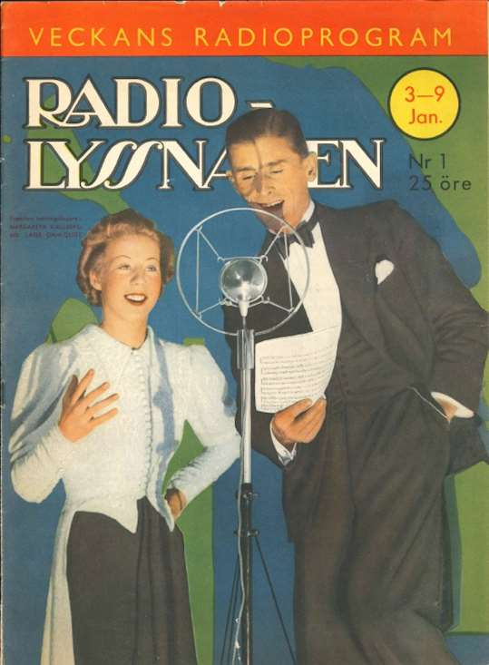 Radiolyssnaren