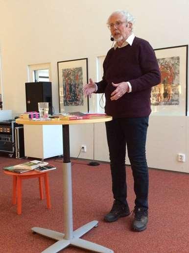 Kalle Lindqvist berättar om tre franska författare